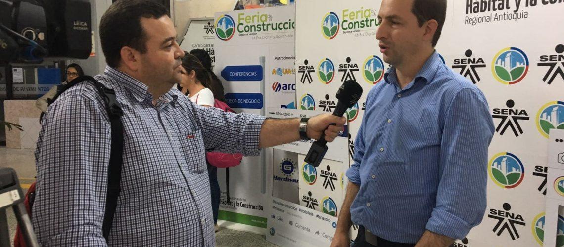 Construction Fair 2017 Medellin Digital Era